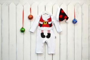 Комплект детский (Санта)